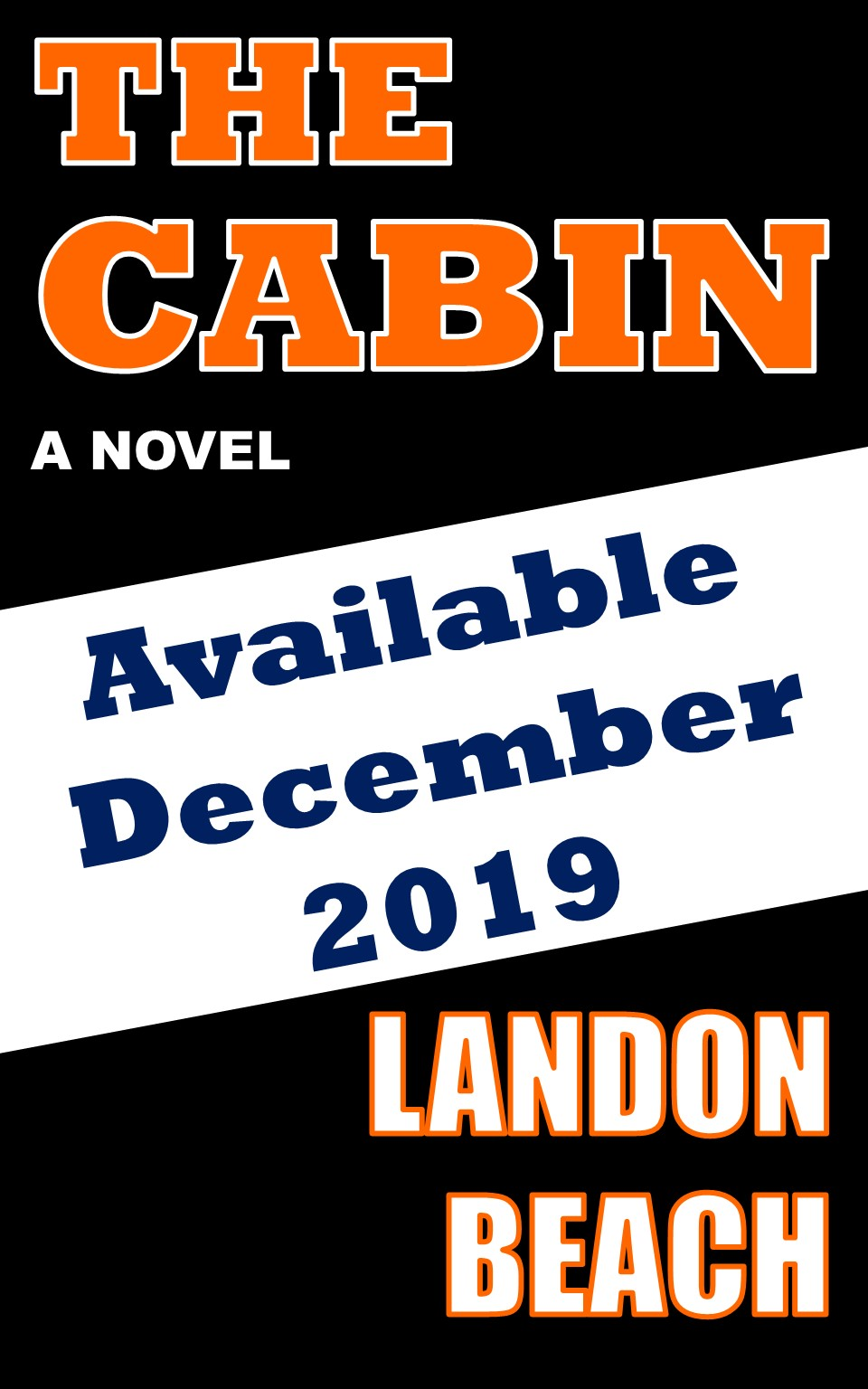 The Cabin Coming Cover