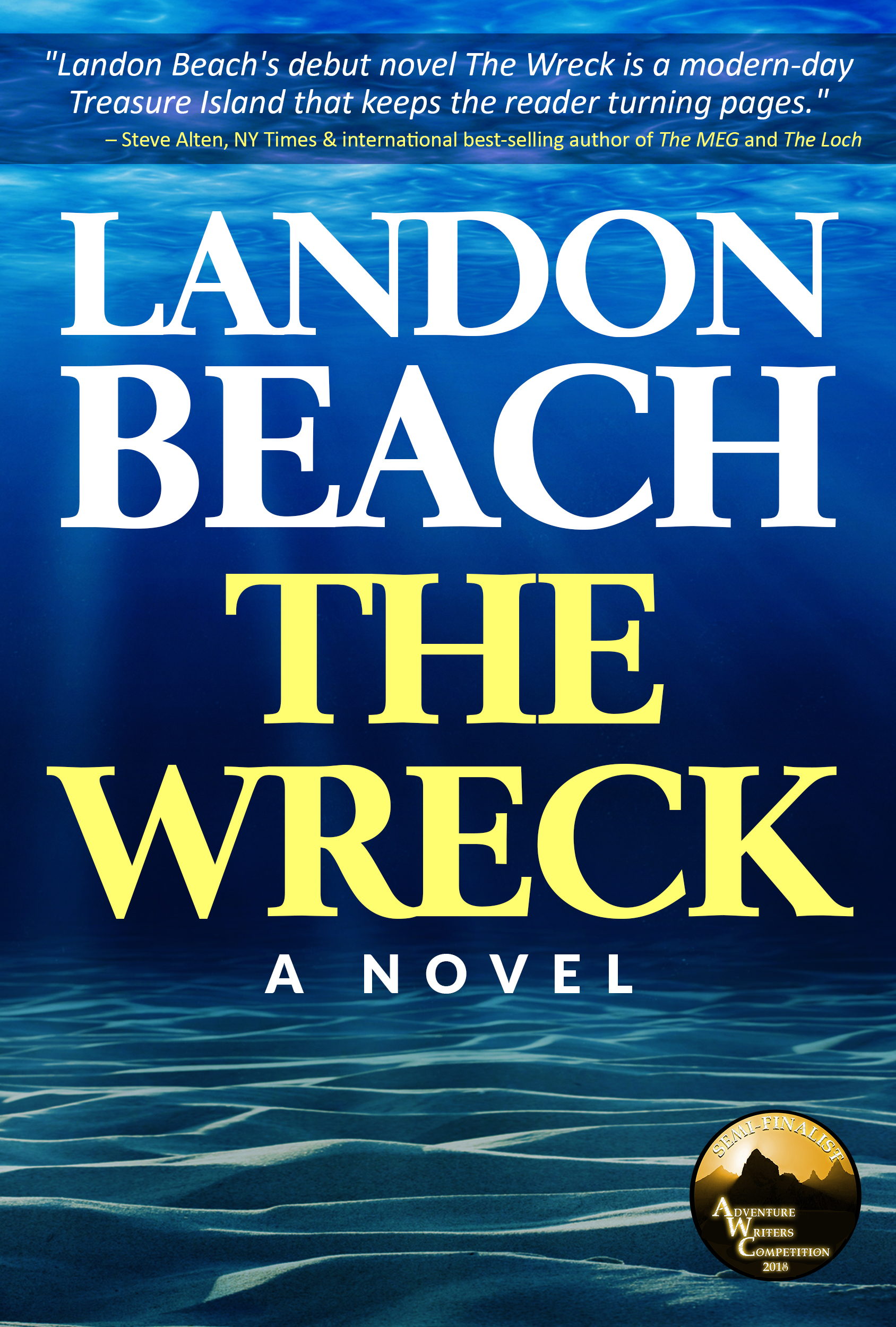 meri416 The Wreck