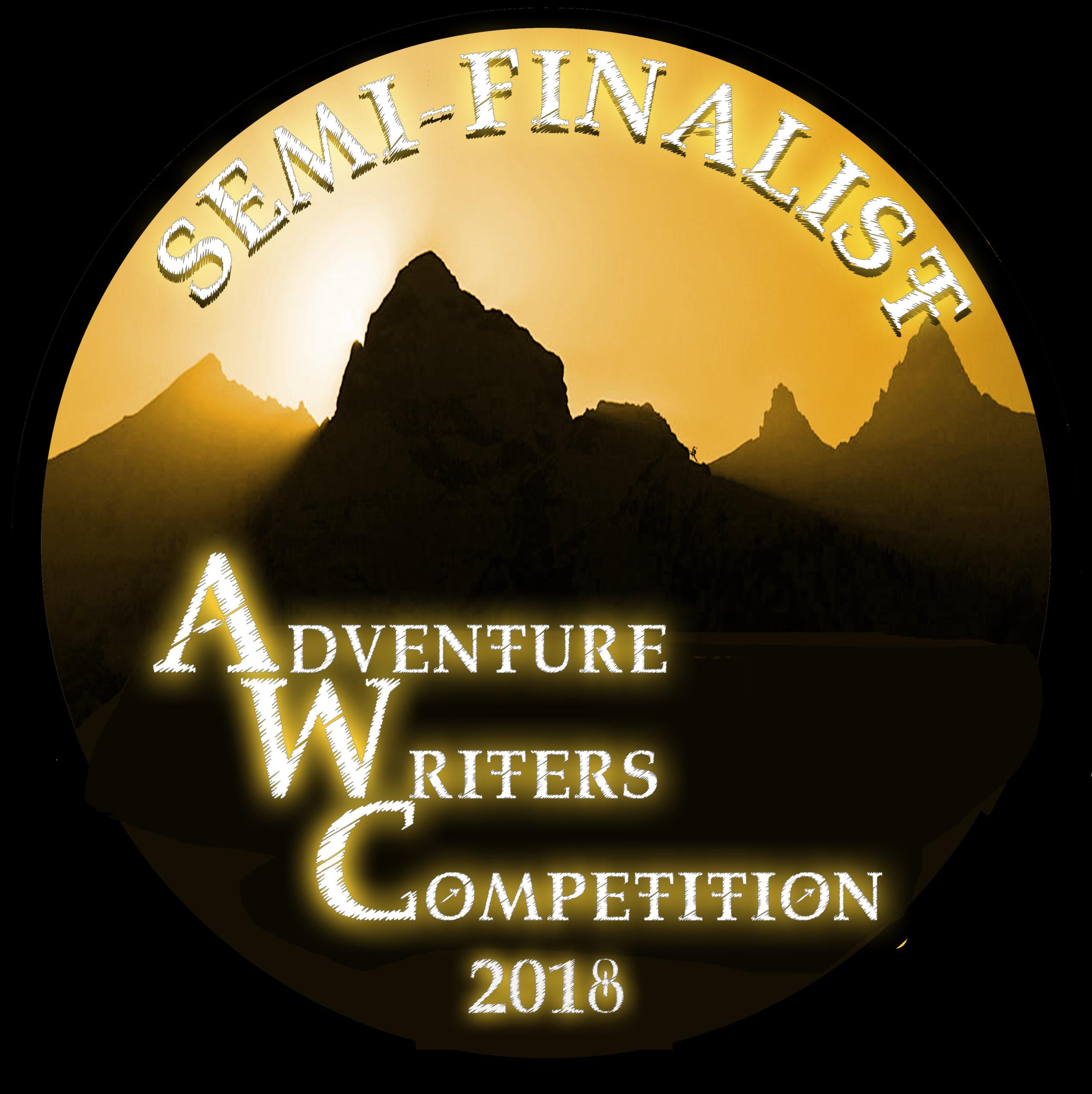 CC Award Semi-Finalist Seal The Wreck